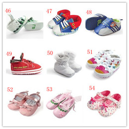 Wholesale Mothercare baby shoes Toddler shoes Shoes Baby First Walker shoes Baby Prewalke Mixed styles
