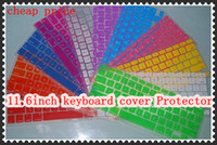 Wholesale 11 inch MacBook silicone laptop keyboard cover Protector For apple mackbook