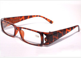 Wholesale Fashion led reading glasses strength power from to accept mixed order