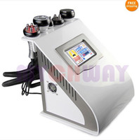 Wholesale TOP QUALITY k Cavitation RF Radio Frequency Vacuum Bipolar Tripolar Laser Slim Machine v7