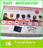 Wholesale hot Hairagami Total Hair Makeover Kit Styling Accessories Headwear For Women MTV18