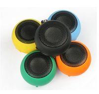 Wholesale Portable MiNi Hamburger Speakers USB speaker for s touch and good speaker