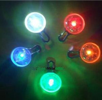 Wholesale LED the dog pendant luminous pet accessories night the dog tide money LED to hang drop