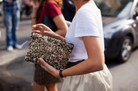 Wholesale Dazzling Glitter Sparkling Bling Shiny SEQUINS Evening Party Bag Handbag Clutch