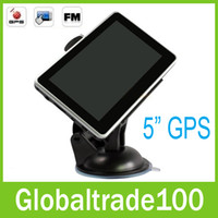 audi country - 5 inch Car GPS Navigation Navigator MTK MB G Win CE With Bluetooth AV in Multi countries Latest Map Free DHL Shipping