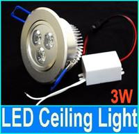 Wholesale Good quality W LED Ceiling Light AC85 V lume LED Downlight Spotlights Interior decoration Led Recessed Downlight