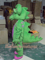 Mascot Costumes baby bop halloween costumes - adult size Baby Bop Dinosaur mascot costume character costume party outfit