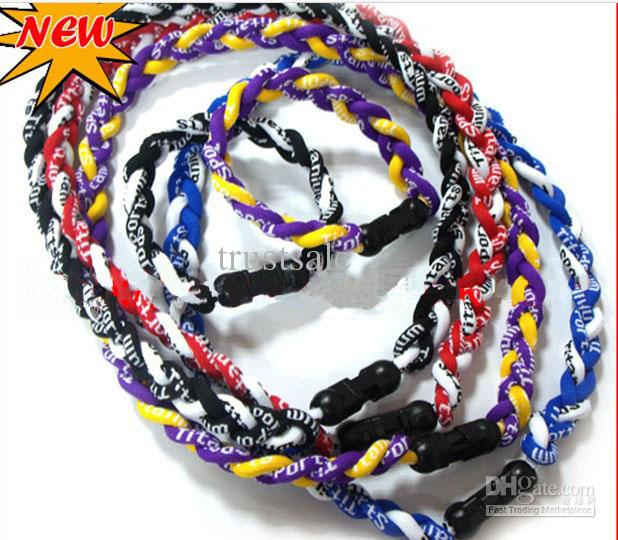 2017 2 Ropes Braided Titanium Health Protection Energy ...