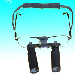 Wholesale 8X Magnifier Loupe Surgical Optical Microscope Binocular Loupe Loupes Operating Magnifying Glass Surgical magnifying glasses operating loupe