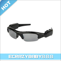 Wholesale Stylish fps Sun Glasses Sunglasses Hidden Pin hole Spy Camera Digital Video Audio Camera DVR AVI