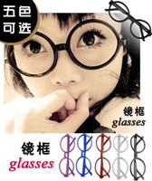 Wholesale 5 Colors Harry Potter Glasses Frame Sunglasses Frame Spectacle Frames Without Lens