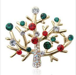 Brooch Christmas Tree Brooch Color
