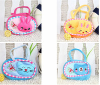 Wholesale The CM Cartoon Animal Purse Children Mobile Wallets