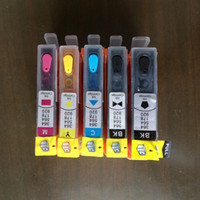 Wholesale LIVE COLOR BBCMY ink cartridge for HP HP full auto reset chip replace ink