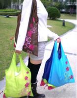 Wholesale Low price Strawberry Bag cheap Reusable bags Shopping bag Environmental bag color