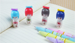 Free Shipping Cute Cartoon Japan Baby Ball Pen Korean Style Ball Pen Promotion Gift  Fashion New Pen