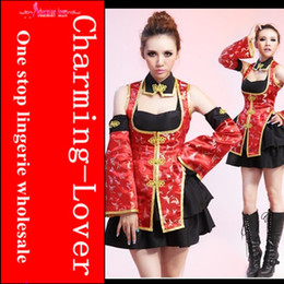 Wholesale Sexy carnival dress Chinese party dress women club dress adult carnival party dress