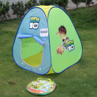 Wholesale Lovely Cartoon Play Tent For Kids Portable Folding Tent Pop Up Tents