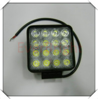 Wholesale One pair w lm led work light Mining Lamp off road driving