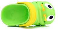 Wholesale Children sandals slippers caterpillar shoes hole boys girls garden shoes slippers baby