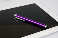 Wholesale Best Stylus Touch Pen For iPhone G G IPAD capactive Touch Pen with high quality