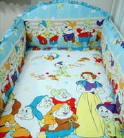 Girls' baby crib suppliers - quot Snow White and the Seven Dwarfs quot baby product children bed items in stock best baby supplier