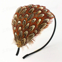 Wholesale Big Discount Feather Style headband