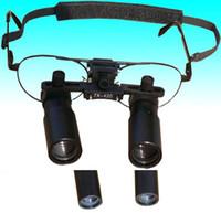 Wholesale 7X Loupe Glasses type Magnifier Binocular dental loupes X Dental Surgical Binocular