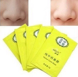 Wholesale Cosmetology Nasal Membrane Herbal Conk Mask HB931
