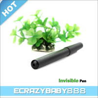 Wholesale Invisible Pen Auto Vanishing Ball Pen The Writing of Letters Disappear After Hours