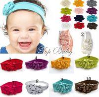 Baby Flower Headband Girls' Colorful Headband Baby cute Hair...