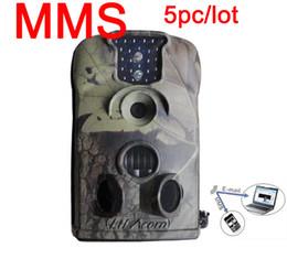 Compra Online La caza cámara de exploración gsm-LTL bellota 5210MM 5210MG 940NM MMS GPRS GSM 12MP cámara de la caza infrarroja del rastro de la cámara cámara cámara de exploración Wildview