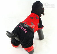 Wholesale Hot Sale Dog Clothes Cotton Four Foot Clothing NPT1