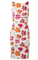 2012 New Fashion Dresses HOBBS3595 Exquisite printing sleeve...
