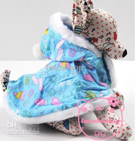 Wholesale Hot Sale Dog Clothes Puppy s Merry Christmas Winter Clothing NPT1