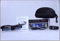 4gb or 8gb No  Digital Video Recorder Real HD 640x480P Camera 5.0 Mega Sunglasses DVR Eyewear Hidden Camera