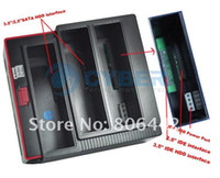Wholesale Multi Function HDD Docking Station quot quot x SATA amp x IDE HDD Docking Station Clon