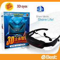 Wholesale New Wireless Video Glasses Mobile Theater with inch Wide Screen