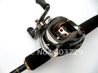 Wholesale Discount BB black Right hand Bait casting reel Fishing reel Fishing tackle Fishing tool Good qual