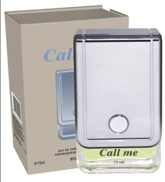Wholesale chinese brand perfume call me ml