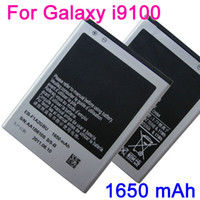 Wholesale High quality mAh EB F1A2GBU EBF1A2GBU Battery For Samsung Galaxy S2 SII i9100 i9103 i9108 i9188
