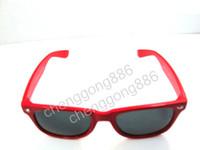 Wholesale 10pcs sunglasses with box sunglass brand men sunglasses women glasses designer glass gift