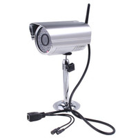 Wholesale 60 LED Wireless WiFi Waterproof Outdoor IP Camera with Night Vision Motion Detection IR CUT