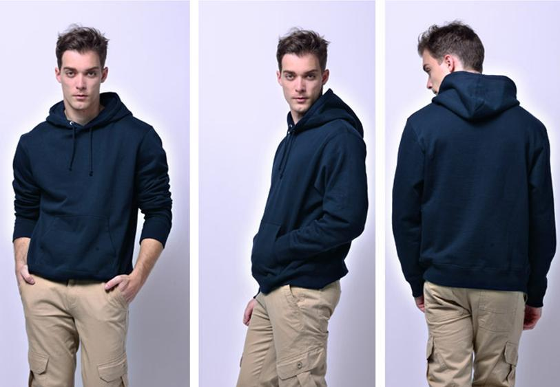 Free shippment Designer Hoody Man's Vogue Casual Hoodie Mixed style Men blue solid color outerwear