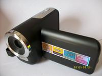 Wholesale 16MP HD Digital Video Camera Cyber cam Mini Camera Camcorder X Zoom LED Video Light DV138