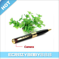 ball sd card - 1280 Ball pen Pen Hidden Spy Camera Digital Video Recorder DVR Camcorder with Micro SD Card Slot
