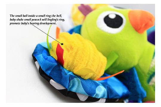 Peacock Baby Einstein Crib Toy : Baby peacock cartoon images
