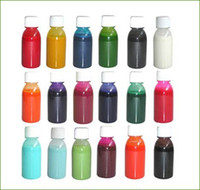Wholesale New product Bottle of airbrush temporary tattoo ink ML Bottle colors available