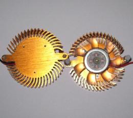 Wholesale Cooler Cooling Fan PC VGA Video Graphics Card Heatsinks