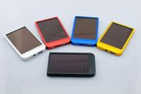 Wholesale USB Solar Battery Panel Charger mAh